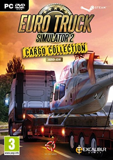 PC Euro Truck Simulator 2 Add-on Cargo Collection (  )