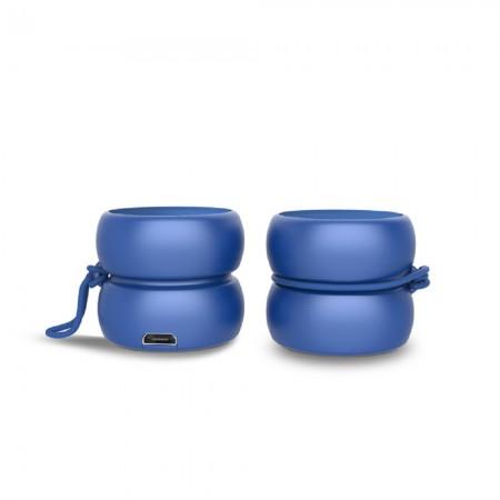 YOYO SPEAKER - Wireless Bluetooth Speakers - Stereo Blue ( XP81024.16ST )