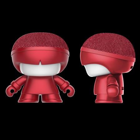 MINI XBOY - Wireless Bluetooth Speaker - Metallic Red ( XBOY81001.15M )