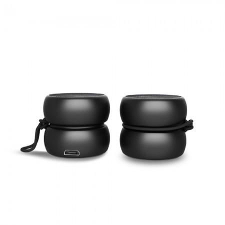 YOYO SPEAKER - Wireless Bluetooth Speakers - Stereo Black ( XP81024.21ST )
