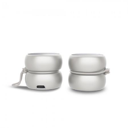 YOYO SPEAKER - Wireless Bluetooth Speakers - Stereo White ( XP81024.14ST )