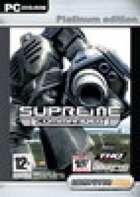 PC Supreme Commander (005020)