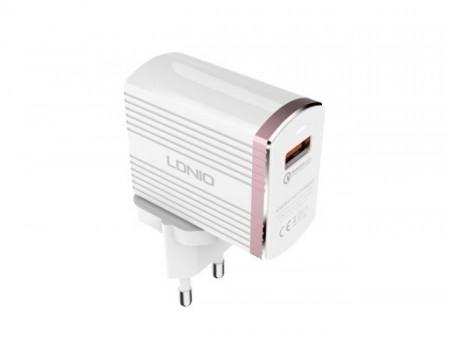 LDNIO USB Charger QC 12V/1,5-3A 18W ( A1302Q )