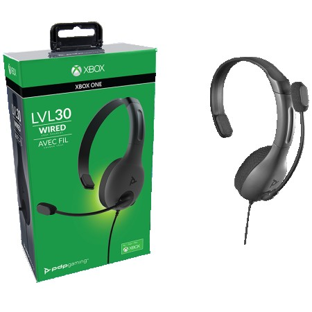 XBOXONE Wired Headset LVL30 Black (  )