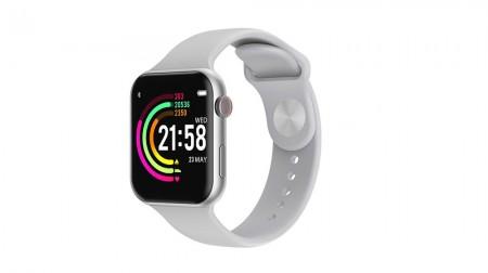 Smart Watch W26 Silver (  )
