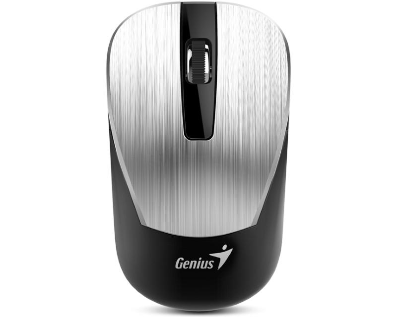 GENIUS NX-7015 Wireless Optical USB crno-srebrni miš