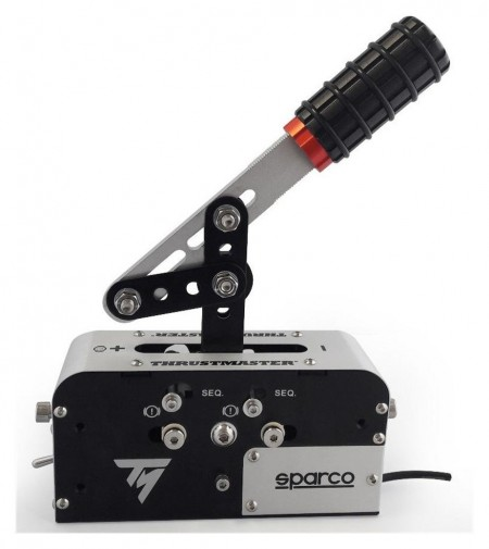 Sequential Shifter and Handbrake Spar TSSH Sparco PC (  )