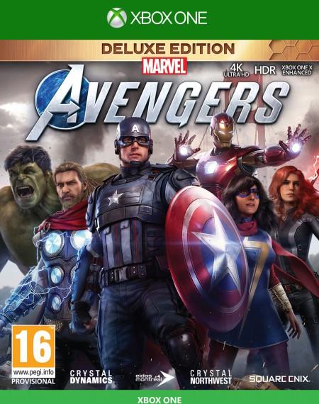 XBOXONE Marvel's Avengers - Deluxe Edition (  )
