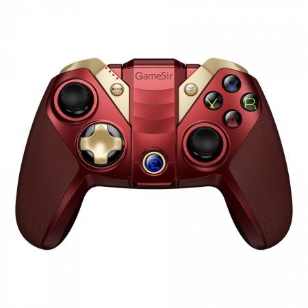 M2 Bluetooth MFI Game controller Red ( M2R )