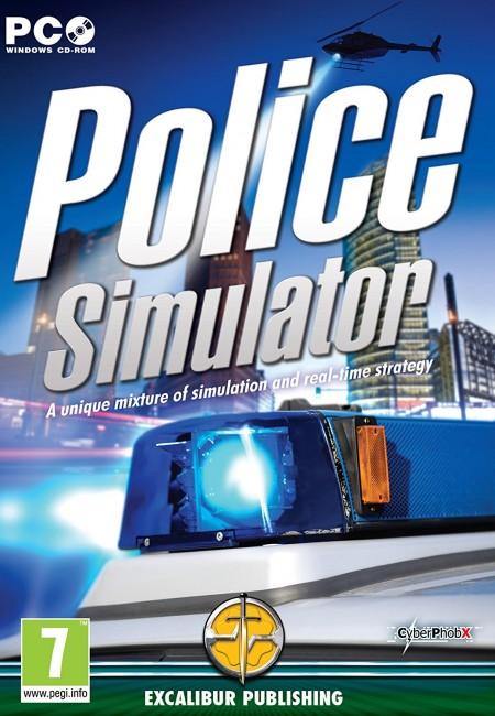 PC Police simulator (027490)