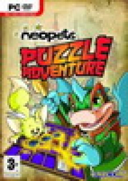 PC Neopets Puzzle Adventure (009142)