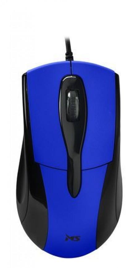 MI212 MS SKIPPER_3 žični miš, plavi