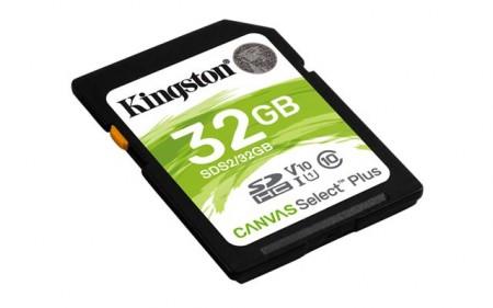 SD CARD  32GB KINGSTON SDS232GB