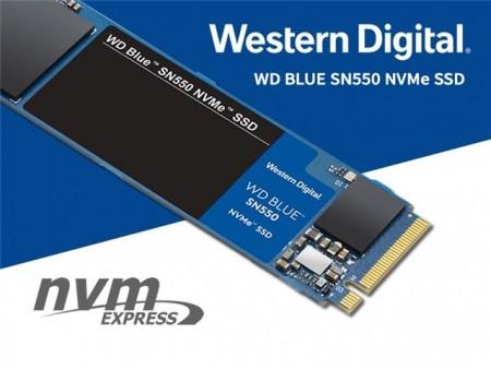 SSD Western DigitalBlue™ SN550 NVME M.2 500GB WDS500G2B0C