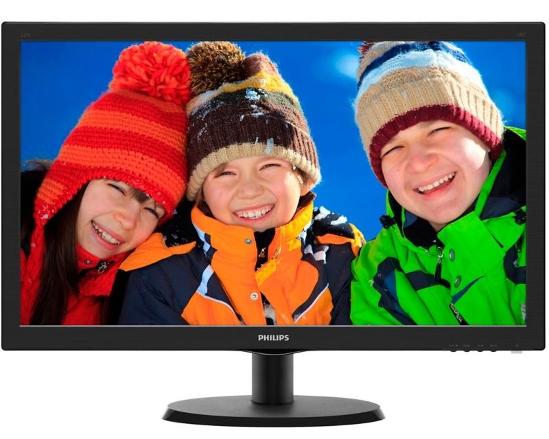PHILIPS_ 21.5 V-line 223V5LSB/00 LED monitor