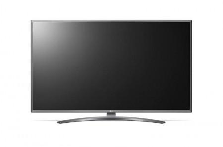 LG 50UN81003LB LED TV 50 Ultra HD, WebOS ThinQ AI, Iron Gray, Crescent stand, Magic remote