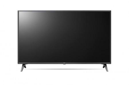 LG 50UN80003LC LED TV 50 Ultra HD, WebOS ThinQ AI, Rocky Black, Two pole stand, Magic remote