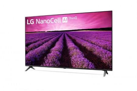 LG 49SM8050PLC LED TV 49 NanoCell UHD, WebOS ThinQ AI, Cinema screen, Two pole stand, Magic remote