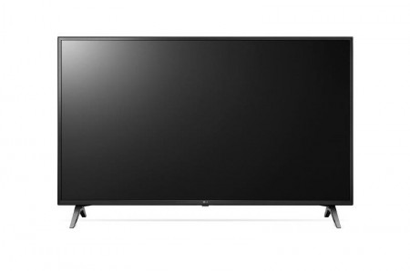 LG 49UN71003LB LED TV 49 Ultra HD, WebOS ThinQ AI, Ceramic Black, Two pole stand