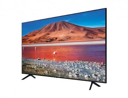 Samsung 55TU7072\UHD\Smart\WiFi\PurColor\HDR10+\Crstyal processor 4K\2Ch 20W audio\DVB-T2CS2