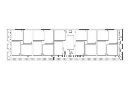 HPE 16GB (1x16GB) Dual Rank x8 DDR4-2933 CAS-21-21-21 Registered Smart Memory Kit