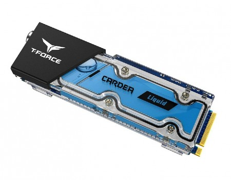 Team T-Force M.2 NVMe SSD 512GB Cardea Liquid 34002000 TM8FP5512G0C119