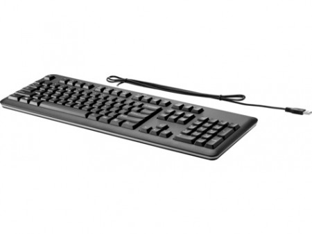 HP USB Keyboard Black/EN (QY776AA)