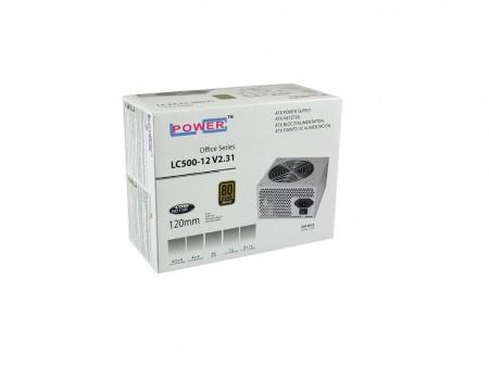 Napajanje LC Power LC500H-12 500W Active PFC 120mm V2.2
