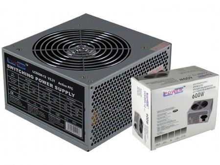 LC Power Napajanje LC600H-12 V2.31 MAX 600W; Fan