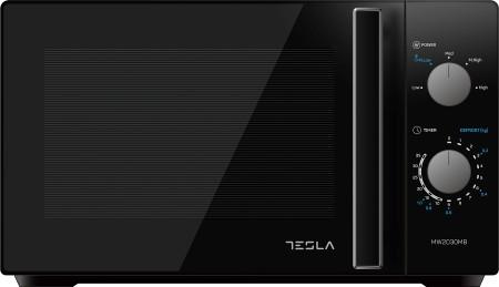 Tesla mikrotalasna rerna MW2030MS,20l,gril,srebrna,mehanicke komande