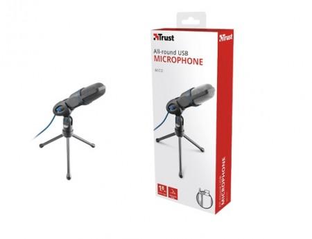 Trust Mico 3,5mmUSB adapter mikrofon