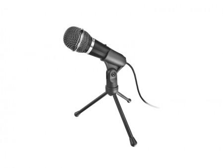 Trust Starzz all-round mikrofon za PC i laptop crni