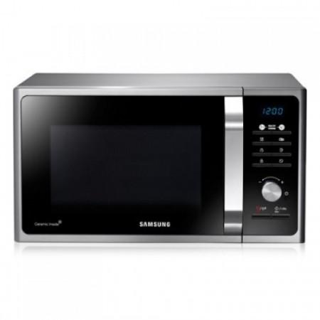 Samsung MG23F301TAS mikrotalasna rerna, gril, 23l, 1200W, LED ekran, crnainox