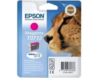 EPSON T0713 magenta kertridž