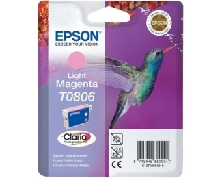 EPSON T0806 light magenta kertridž