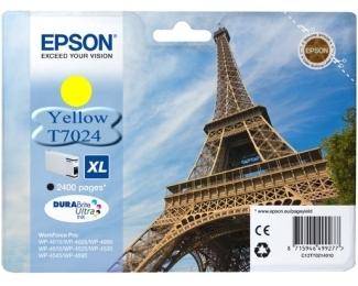 EPSON T7024 žuti kertridž XL