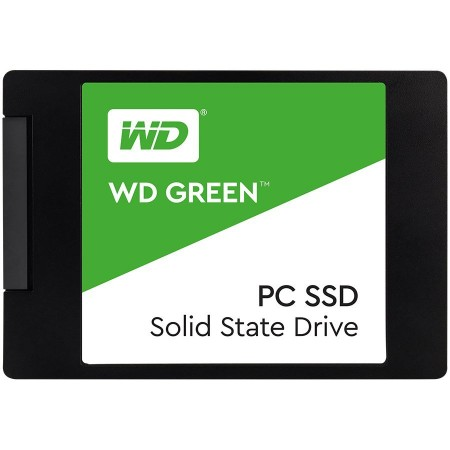 SSD WD Green (2.5, 240GB, SATA III 6 Gbs)