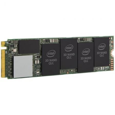 Intel SSD 660p Series (512GB, M.2 80mm PCIe 3.0 x4, 3D2, QLC) Retail Box Single Pack ( SSDPEKNW512G8X1 )