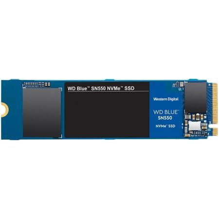 SSD WD Blue SN550 (M.2, 500GB, PCIe Gen3 8 Gbs) ( WDS500G2B0C )
