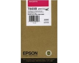 EPSON T603B magenta kertridž
