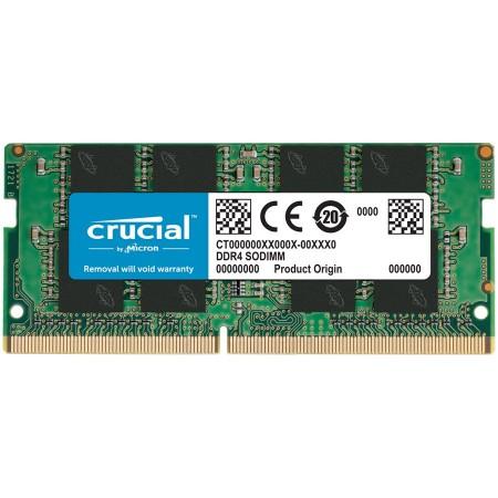 Crucial DRAM 8GB DDR4-2666 SODIMM, EAN: 649528903488 ( CT8G4SFRA266 )