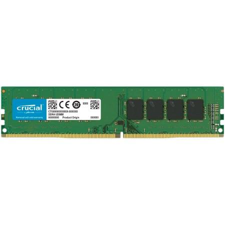 Crucial DRAM 8GB DDR4-3200 UDIMM, EAN: 649528903549 ( CT8G4DFRA32A )
