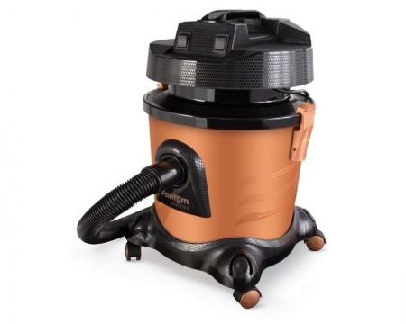 FANTOM ECO WD 2750 S Usisivač za suvo i mokro usisavanje crno bakarni