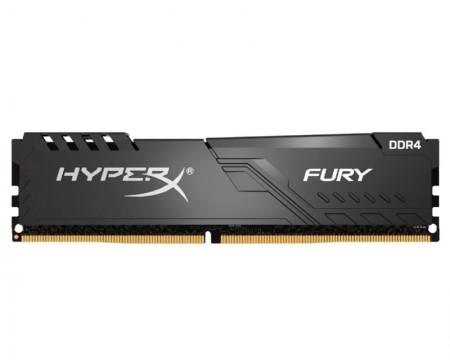 KINGSTON DIMM DDR4 8GB 3200MHz HX432C16FB38 HyperX Fury Black