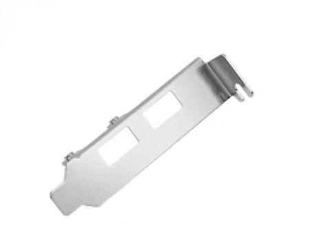 JAVTEC Low Profile Bracket za 2x USB port