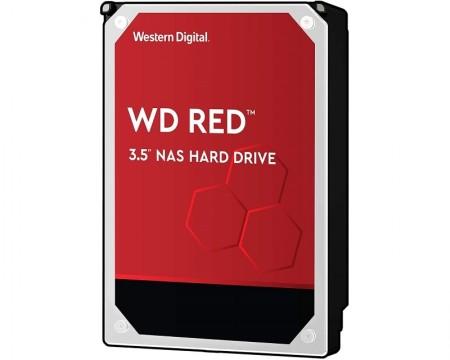 WD 3TB 3.5 SATA III 64MB IntelliPower WD30EFAX Red