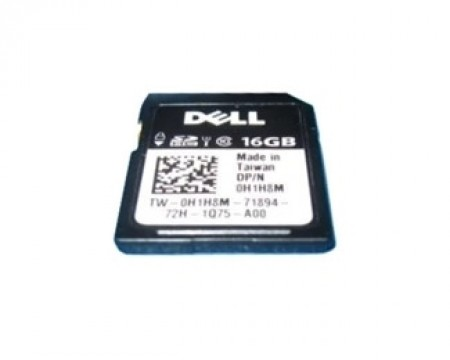 DELL 16GB SD Card for IDSDM Cus Kit