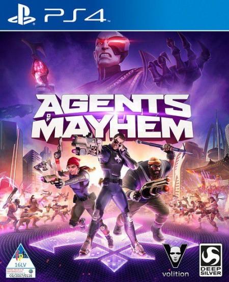 PS4 Agents of Mayhem (028921)