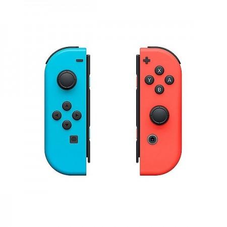 Nintendo Switch Joy-Con Pair Red/Neon Blue (029524)