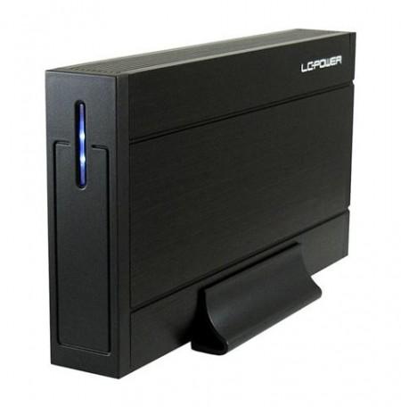 HDD DOD LC-Power 3,5LC-35U3-Sirius SATA USB 3.0